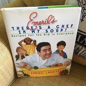 Emeril's kids cookbook